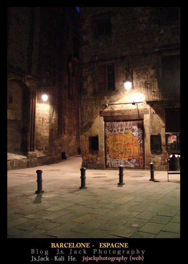 Paysages nocturnes, Barcelone, Espagne, /   Blog.Js.Jack.Photography dans Paysages nocturnes barcelone-ss1