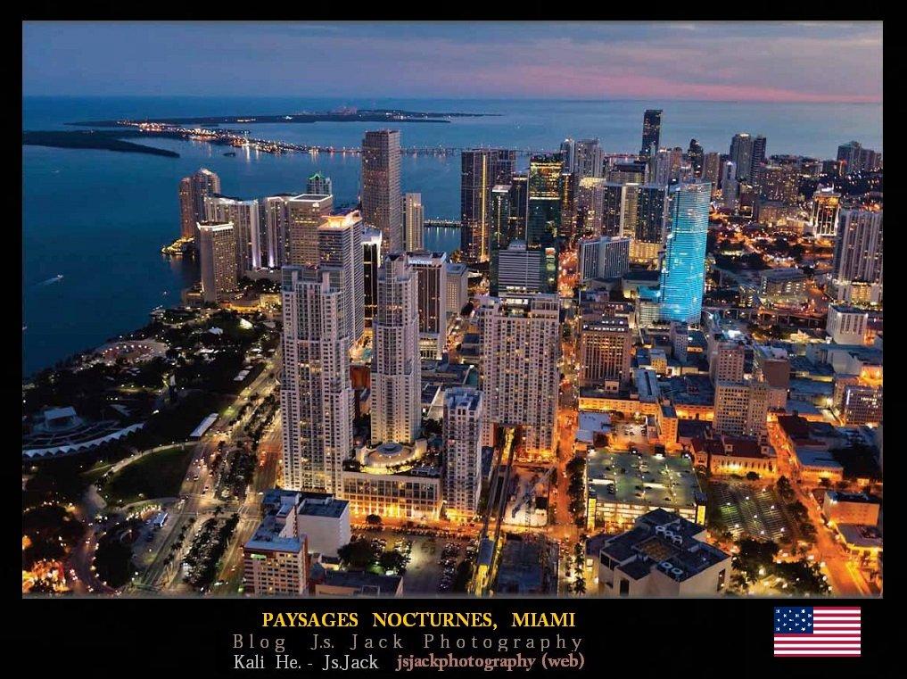 USA Pictures, Paysages nocturnes, Miami,  /  Blog.Js.Jack.Photography dans Paysages nocturnes miami-c5