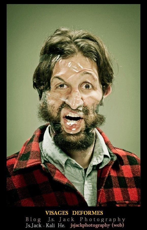 Visages déformés, /   Blog.Js.Jack.Photography dans Visages déformés visages-deformes-1