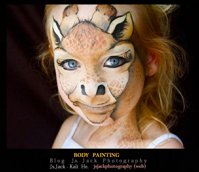 Body Painting, /   Blog.Js.Jack.Photography dans Body Painting body-painting-11