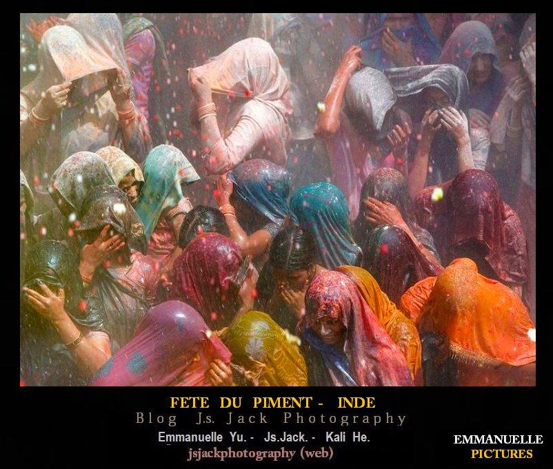 Fête du Piment  Inde 01