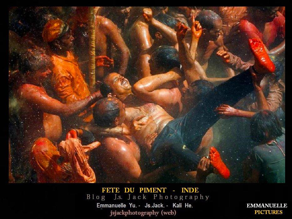 Fête du Piment  Inde 02