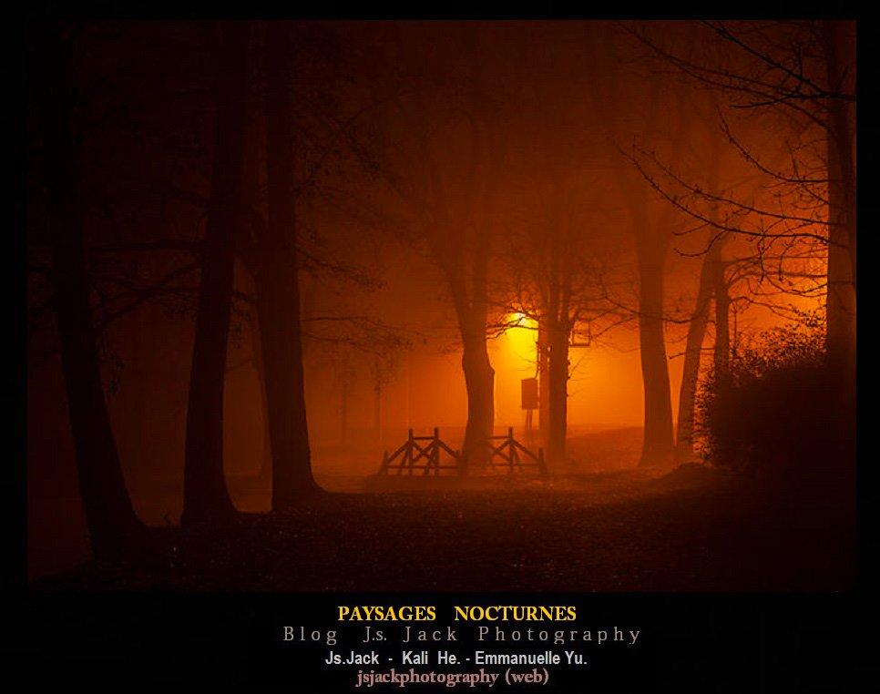 Paysages nocturnes 001