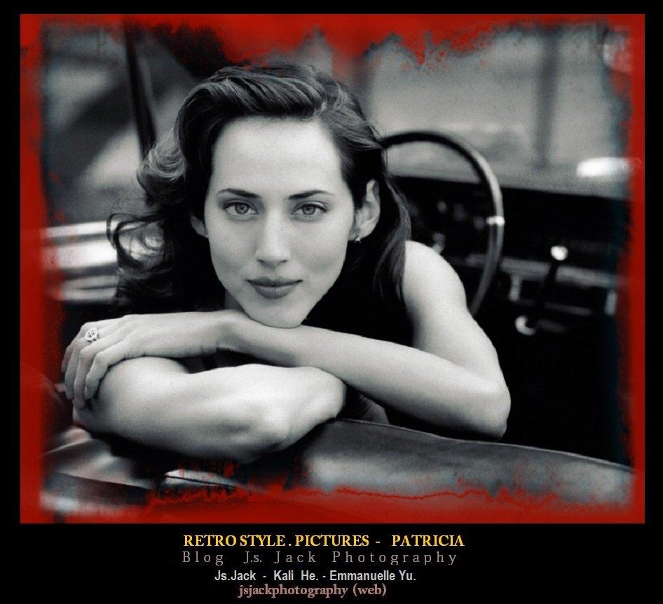 Retro Style Patricia