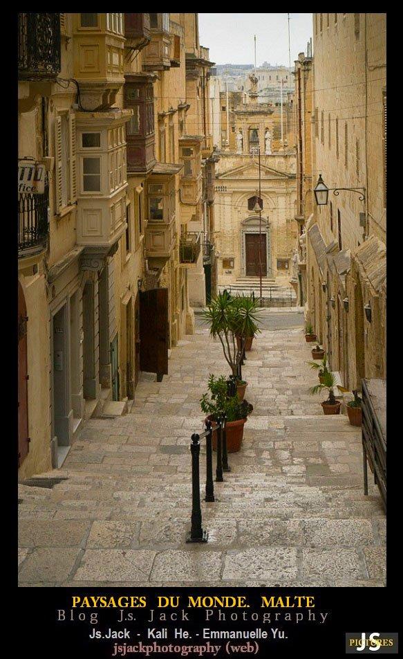 Paysage Monde Malte 1