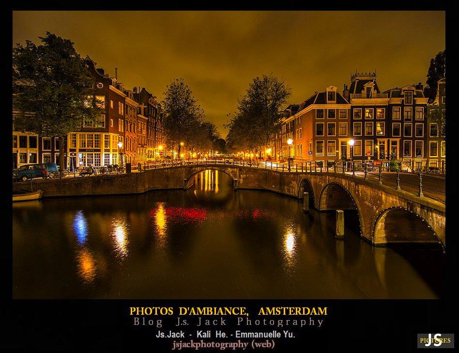 Photos d'ambiance Amsterdam