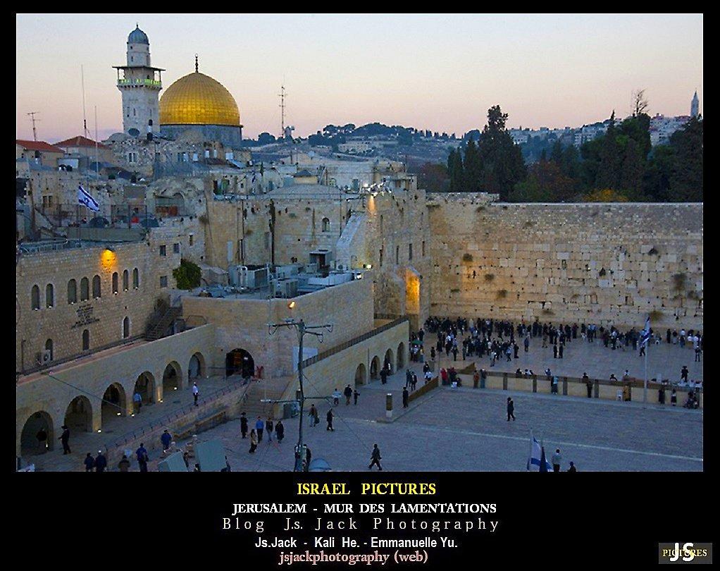 Israel Pictures Jerusalem