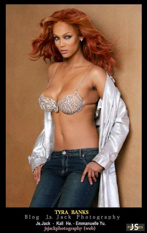Tyra Banks 55