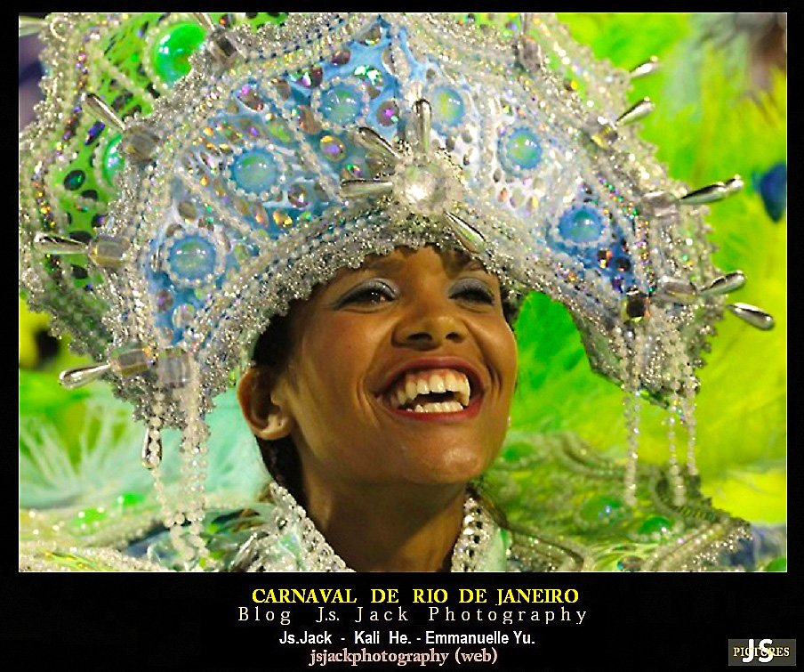 Carnaval Rio 1000