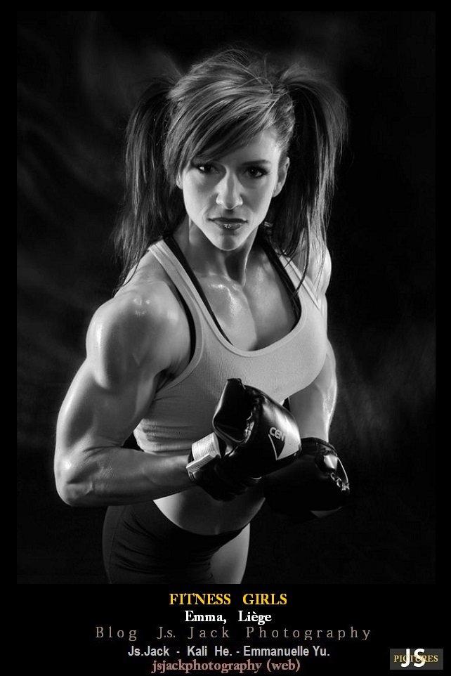 Fitness Girl Emma