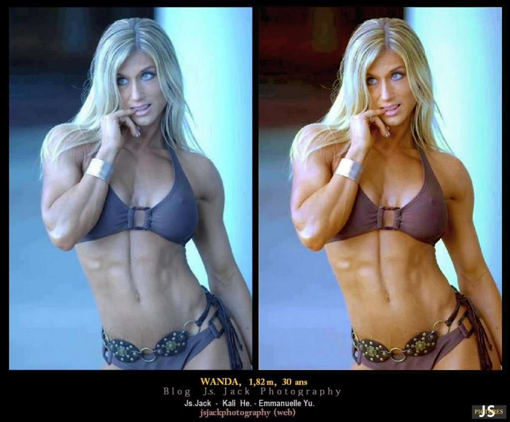 Fitness Girl Wanda