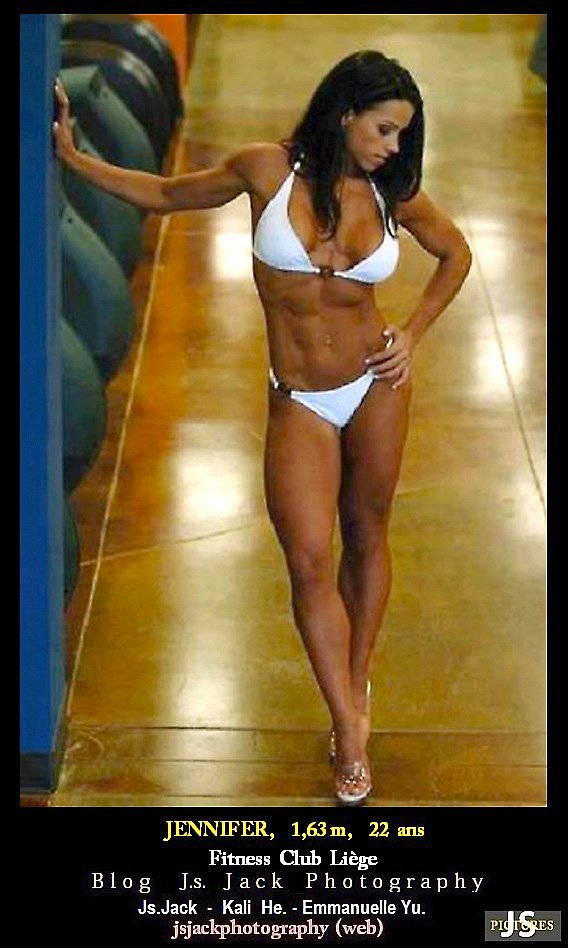 Fitness Girls Jennifer