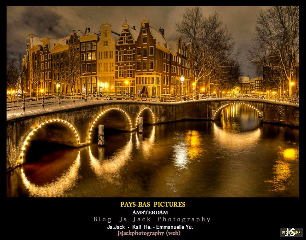 Pays-Bas Pictures  Amsterdam