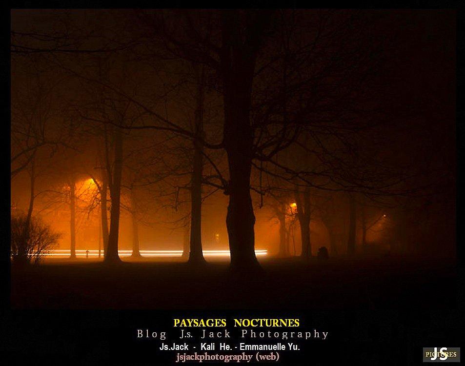 Paysages nocturnes 600