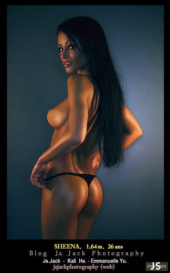 Sheena Nude
