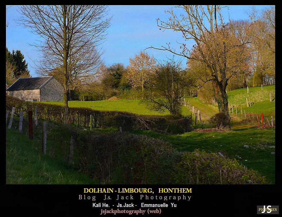 Dolhain Limbourg Honthem