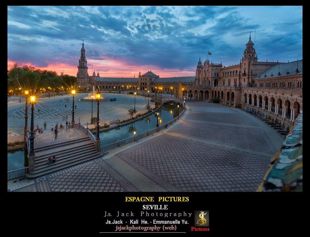 Espagne Pictures Séville