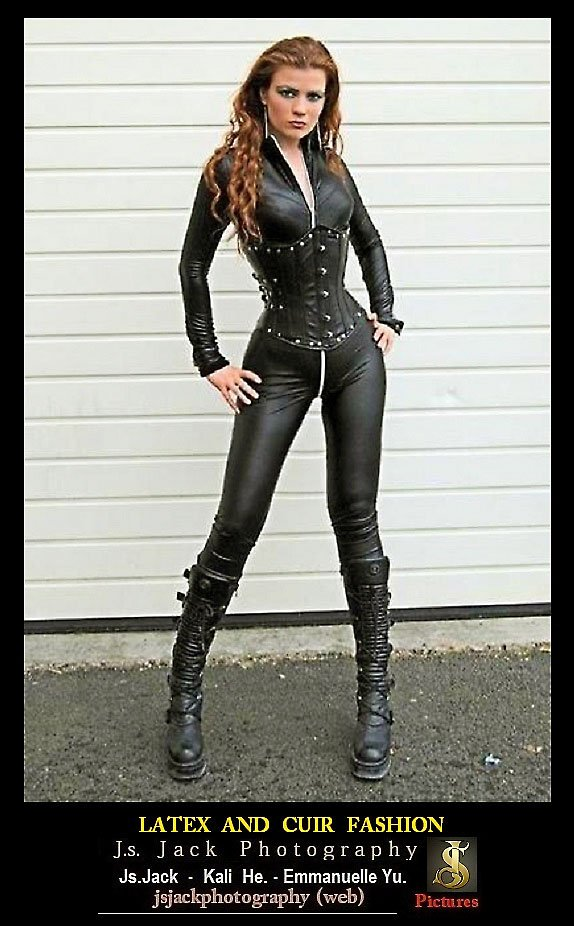 Latex Cuir Fashion V7