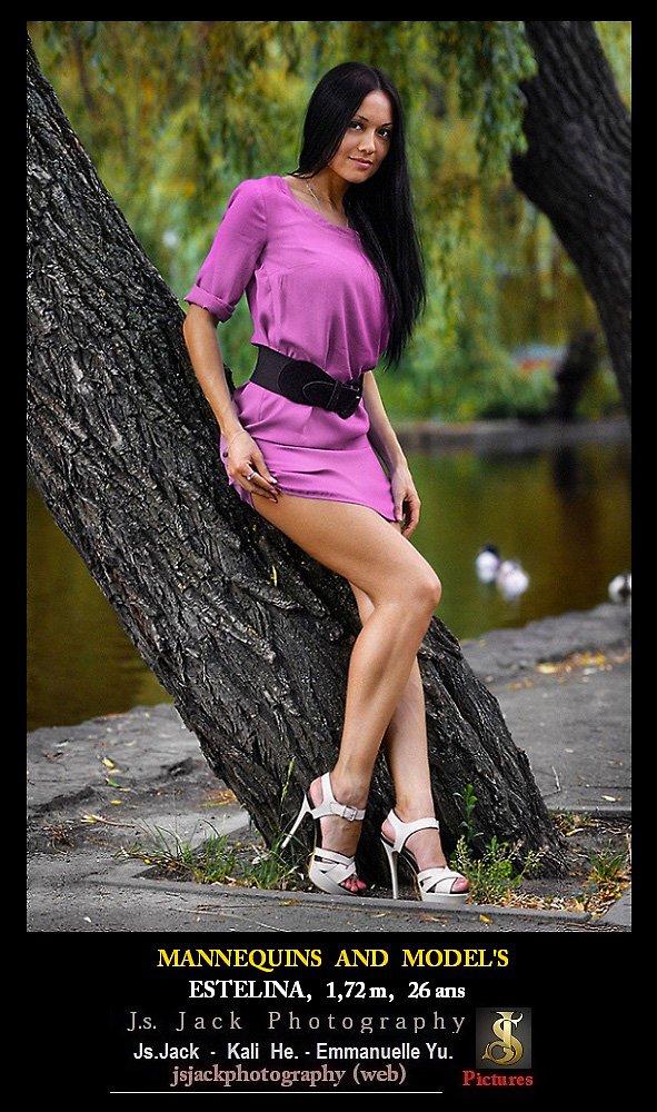 Mannequins Models Estelina