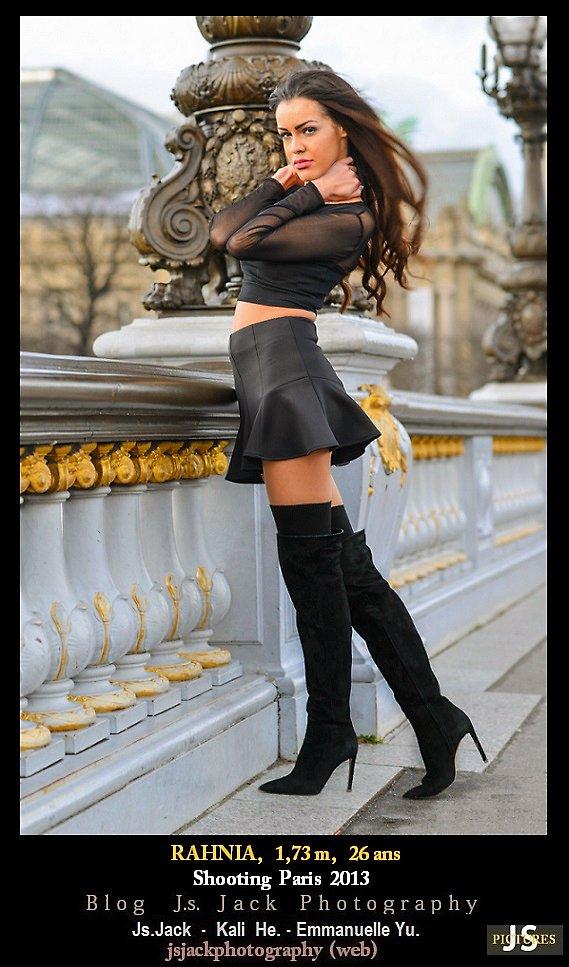Rahnia Shooting Paris 2013.1