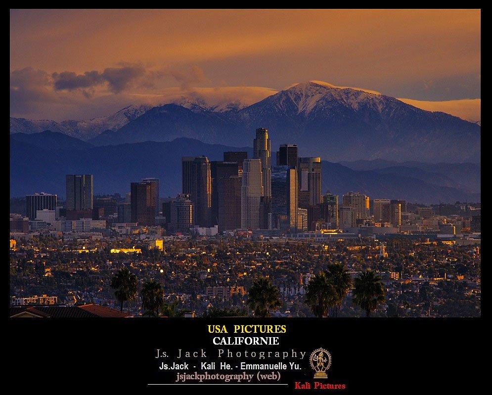 USA Pictures Californie