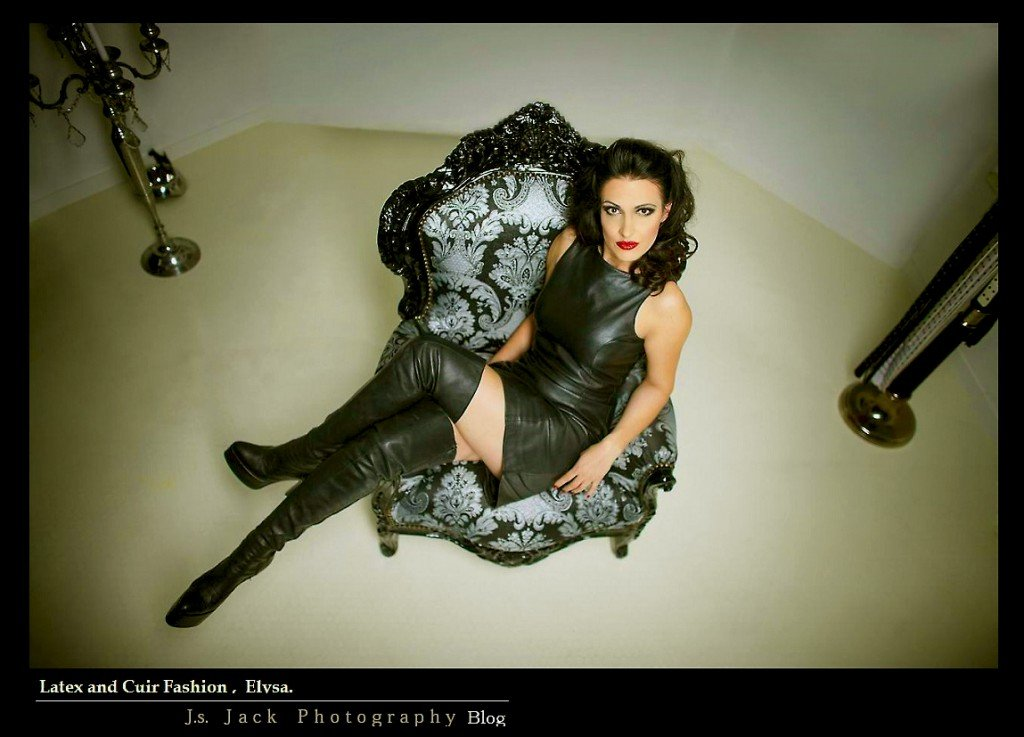 Latex and Cuir Fashion A100