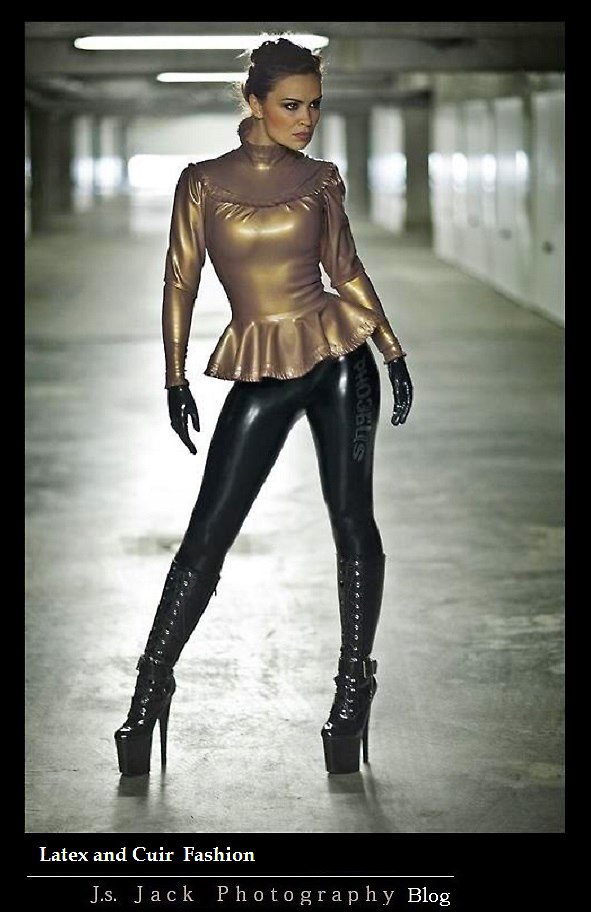 Latex et Cuir Fashion 100