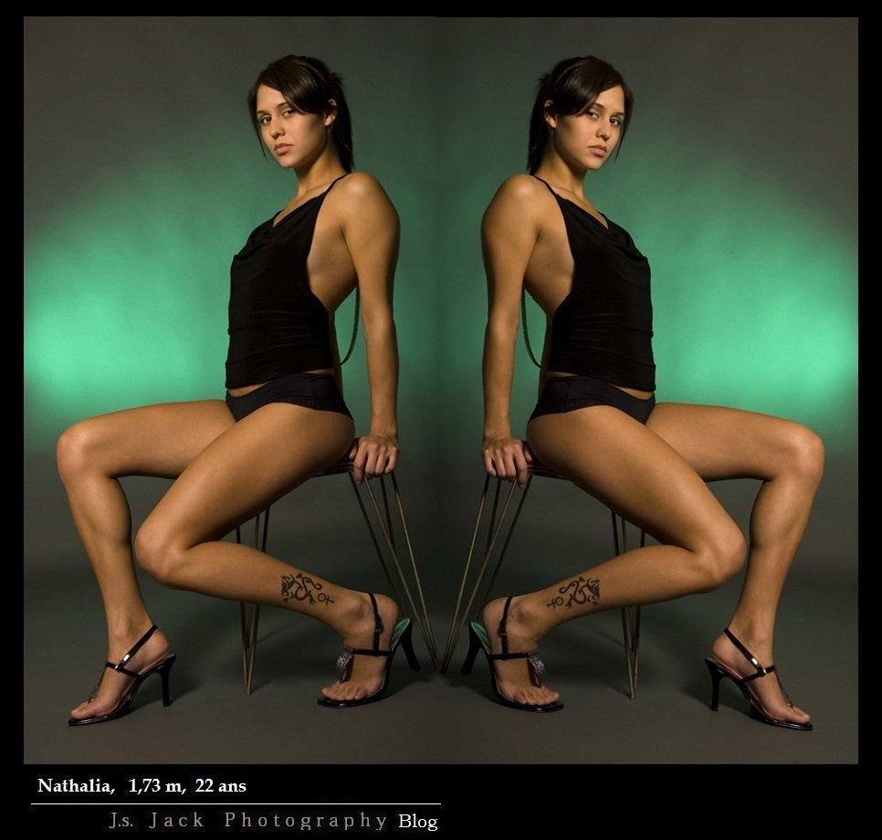 Sexy Model's Nathalia