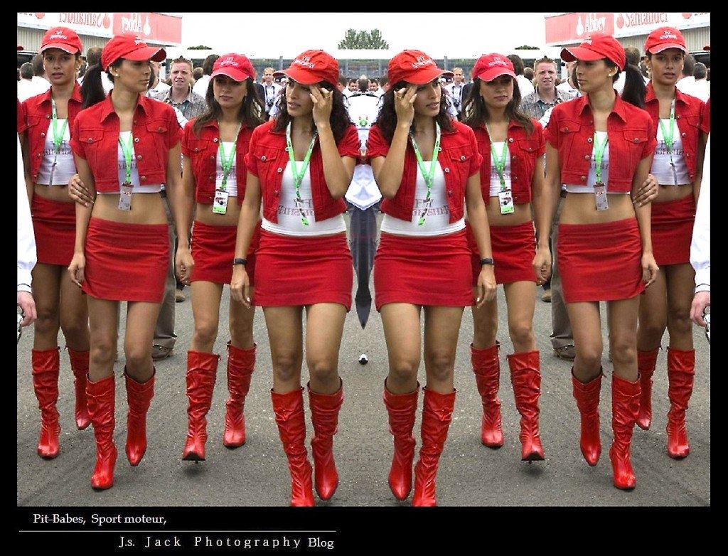 Pit Babes Sports Moteurs - 003