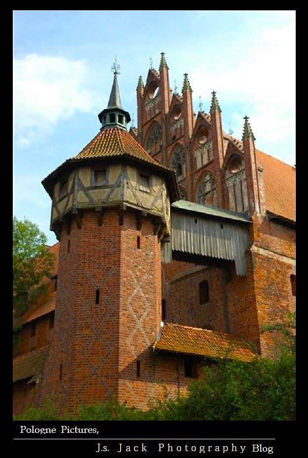 Pologne Pictures Chateau Malbork 2