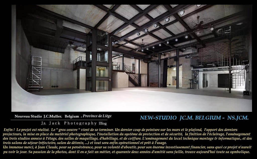 New Studio JC.M. Belgium