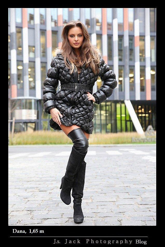 Dana, promenade à Liège