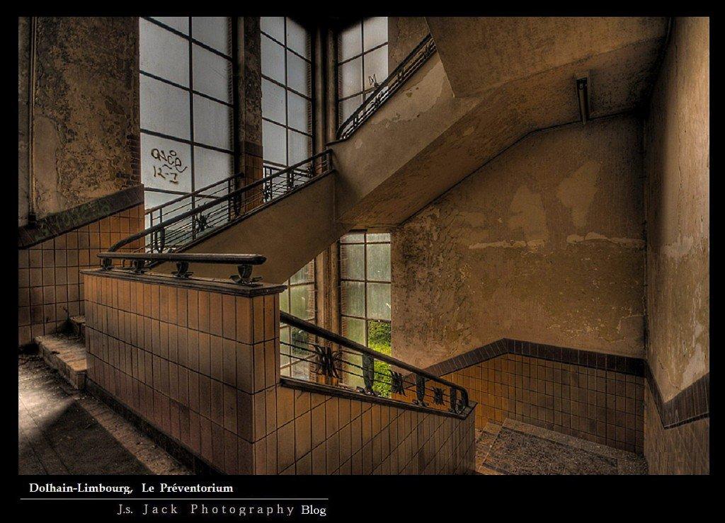Dolhain Limbourg, Le Préventorium