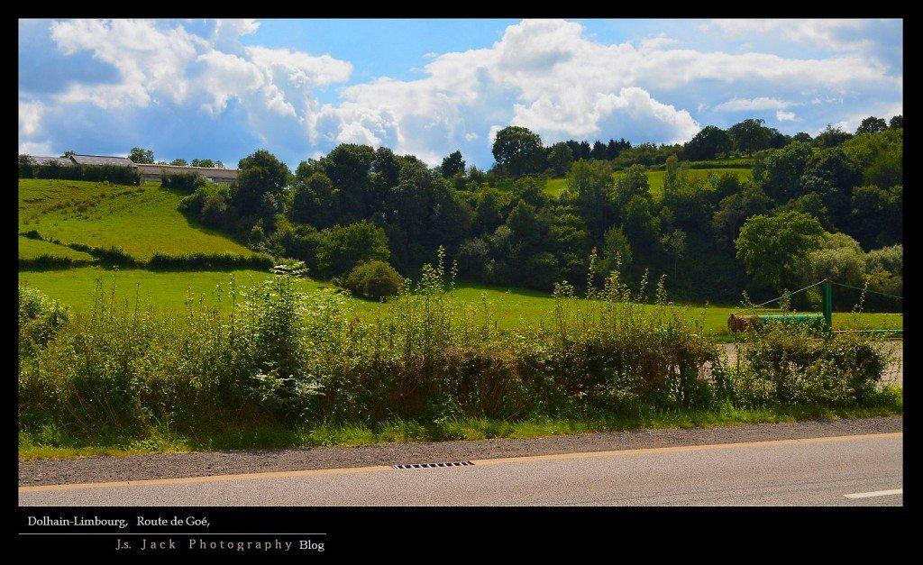 Dolhain Limbourg Route de Goé 01