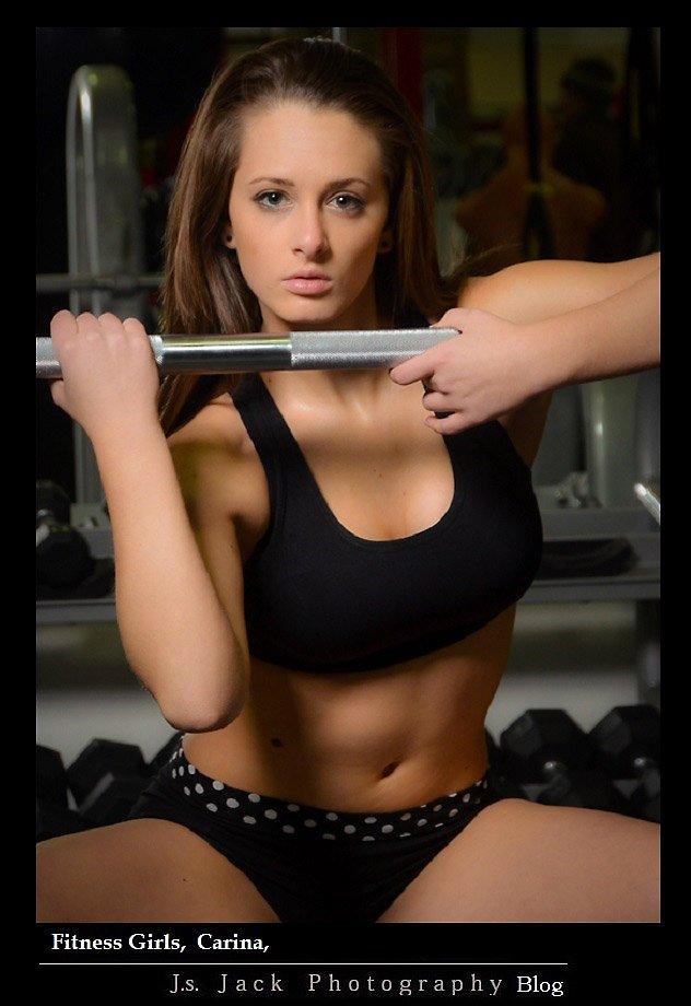 Fitness Girls Carina 02