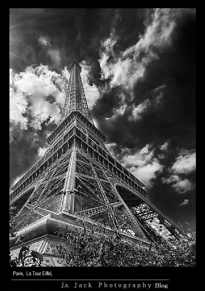 Paris La Tour Eiffel