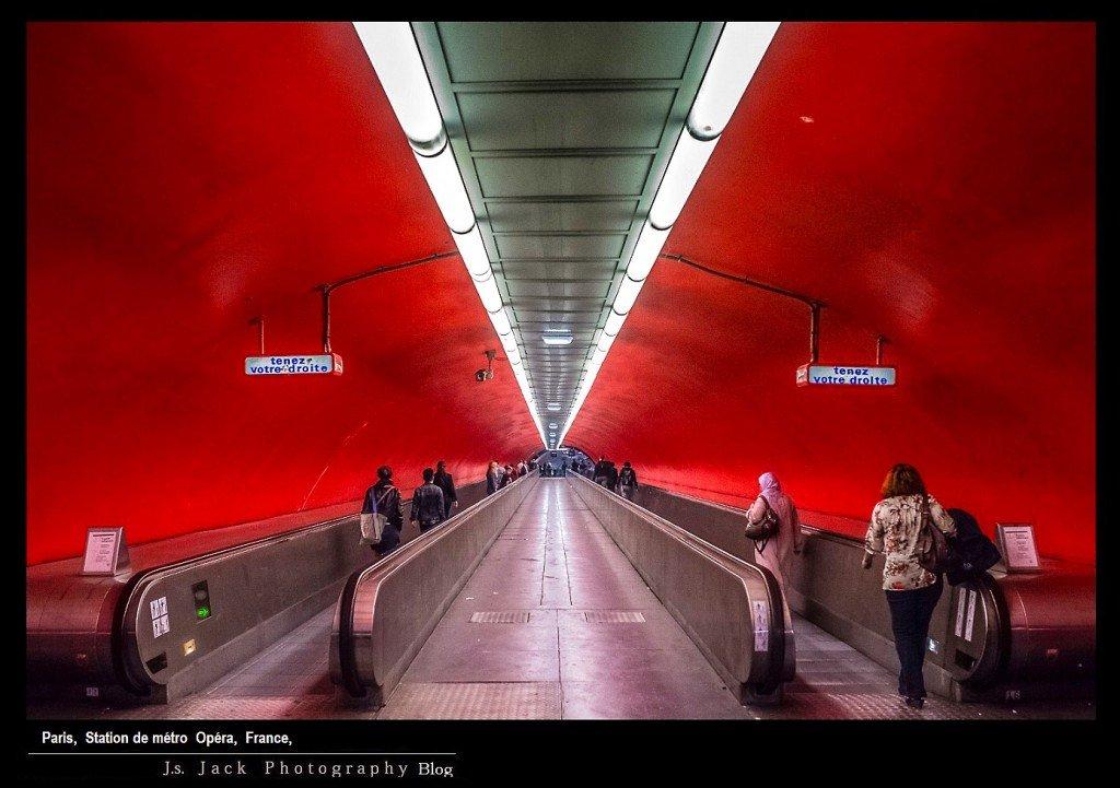 Paris, Station Opéra