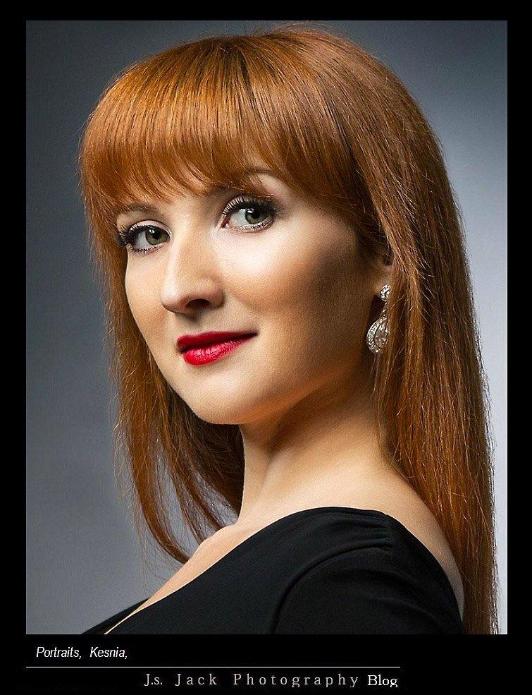 Portraits, Kesnia