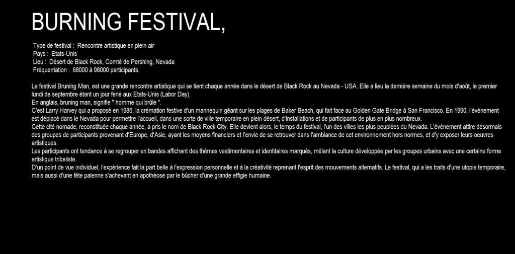 Burning Festival 001