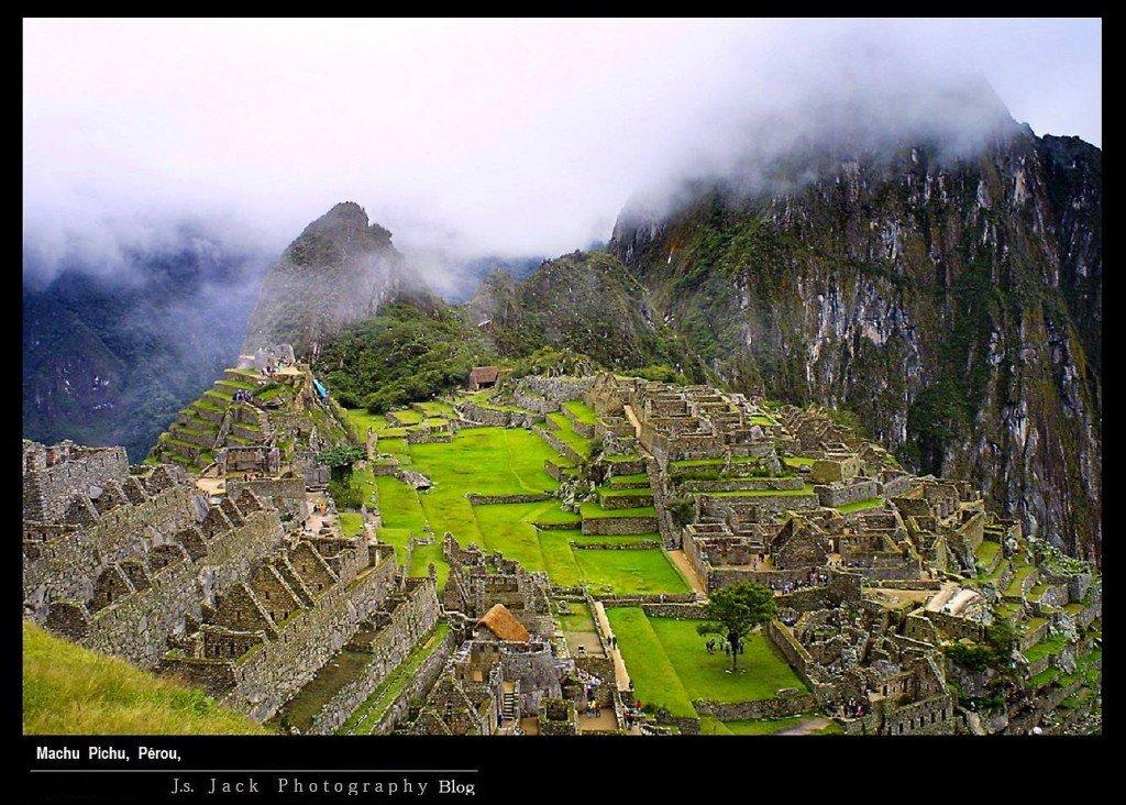 Machu Pichu 001