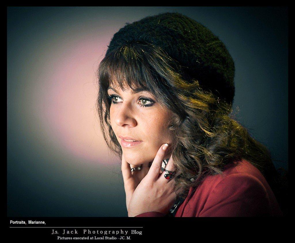 Portraits, Marianne