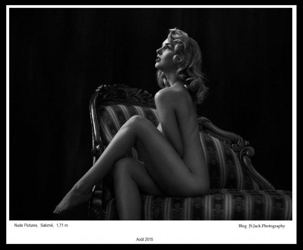 Nude Pictures Salomé