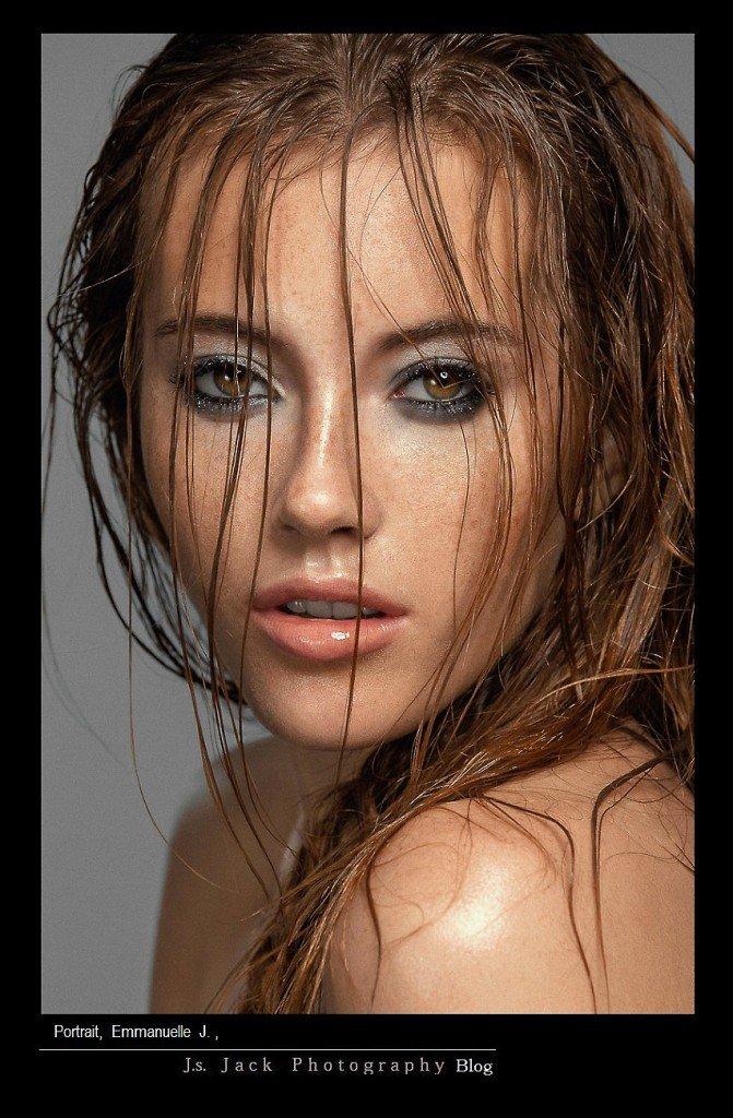 Portraits, Emmanuelle J.