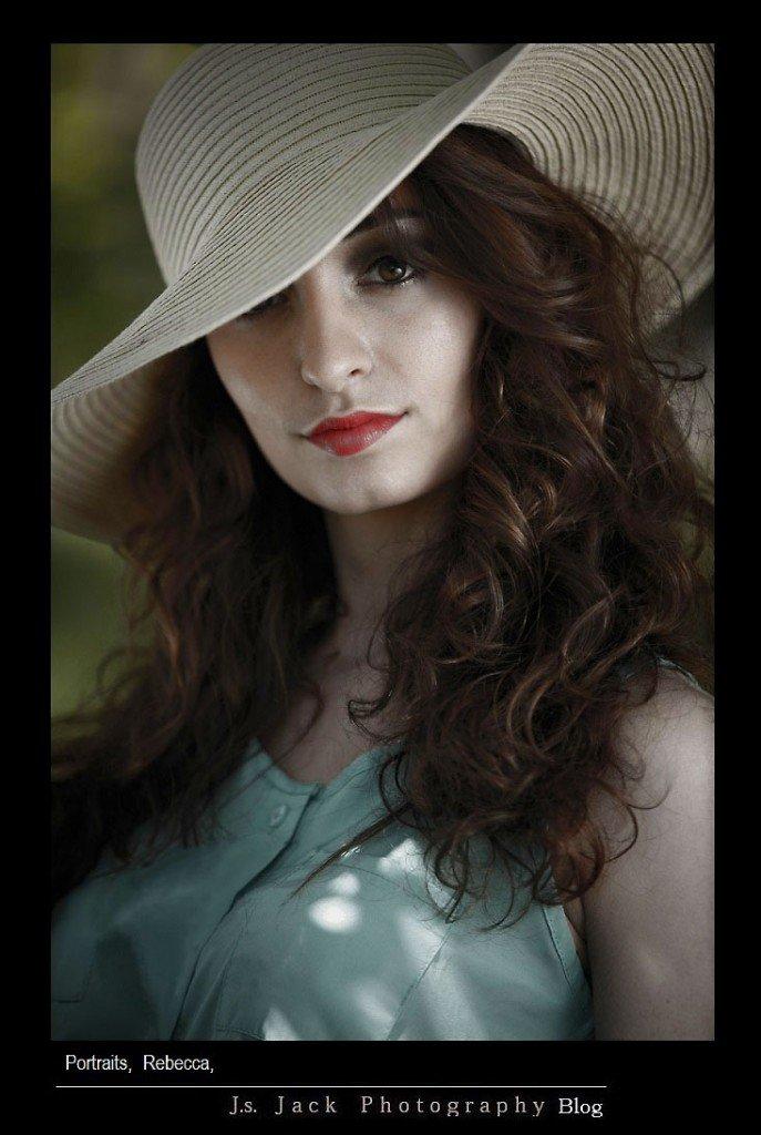 Portraits, Rebecca