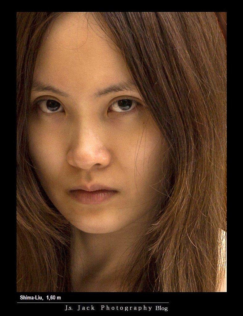 Portraits Shima Liu