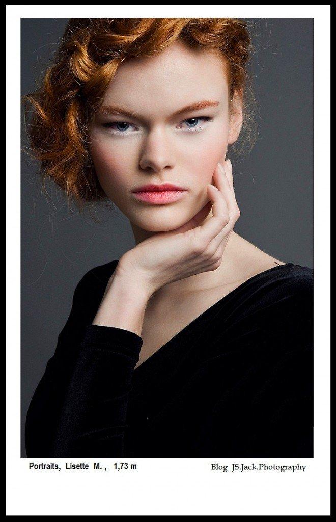 Portraits, Lisette M.