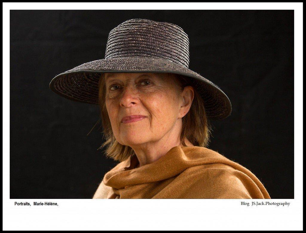 Portraits, Marie Hélène