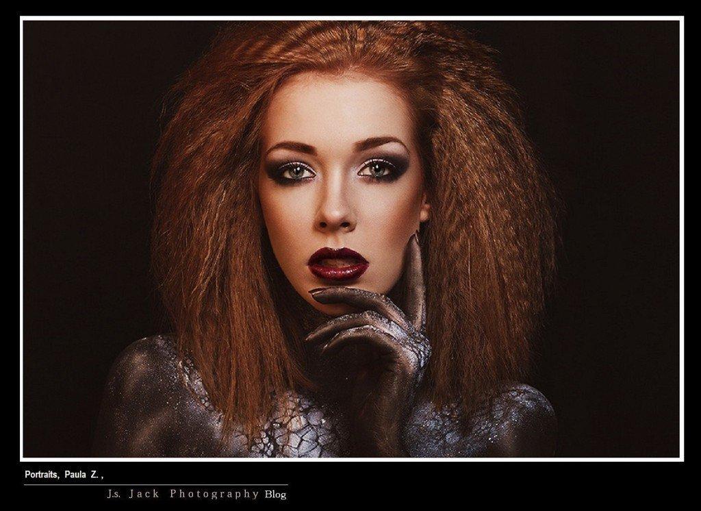 Portraits, Paula Z.